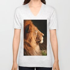 Pretty Kitty Unisex V-Neck