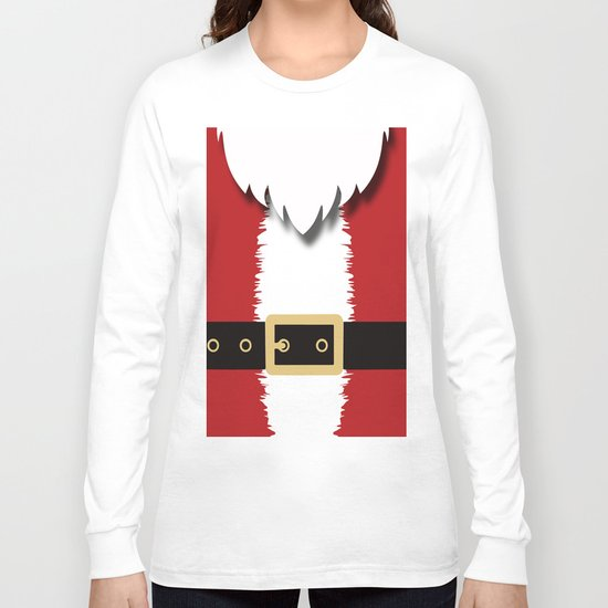 Christmas, Santa Claus Long Sleeve T-shirt