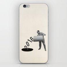 Noir Year iPhone & iPod Skin