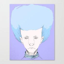 """""""Hair Ball"""" Canvas Print"""