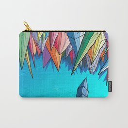 Icebergs Carry-All Pouch