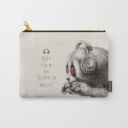 DJ SLOW LORIS Carry-All Pouch
