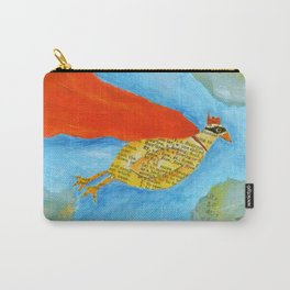 super chick Carry-All Pouch