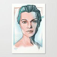rachel weisz Canvas Print