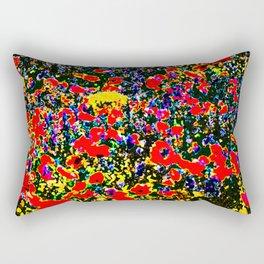 Bell Peppers Rectangular Pillow