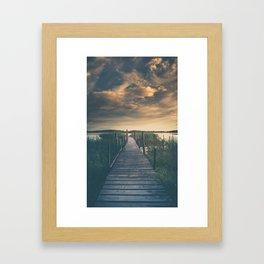 No room for improvement Framed Art Print