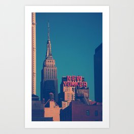 The New Yorker Art Print