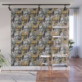 Puppies Galore WOW Dogs Wall Mural