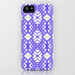 Purple Greenhouse iPhone Case