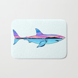 Channel Islands Great White Bath Mat