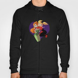 Ivy and Harley Hoody