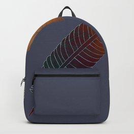 Earthen Feather Backpack