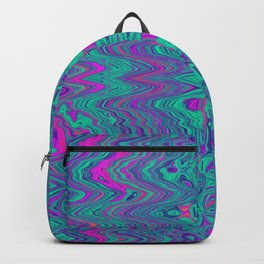 Neon Dragon Backpack