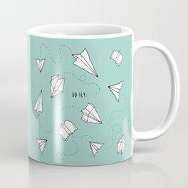 SO FLY. Coffee Mug