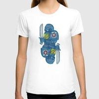 warhammer T-shirts featuring Space Marine - Warhammer 40k by M. Gulin