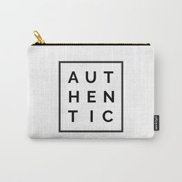 Le Authentic Carry-All Pouch