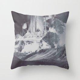 FSSASÇ Throw Pillow