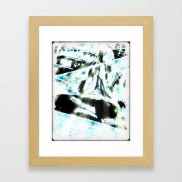 Transending Framed Art Print