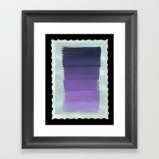 Yaakov's Ladder I (Exile) Framed Art Print