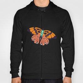 Spring Butterfly 001 Hoody