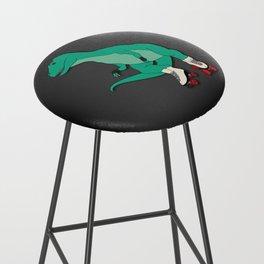 Tyrollersaurus Rex Bar Stool