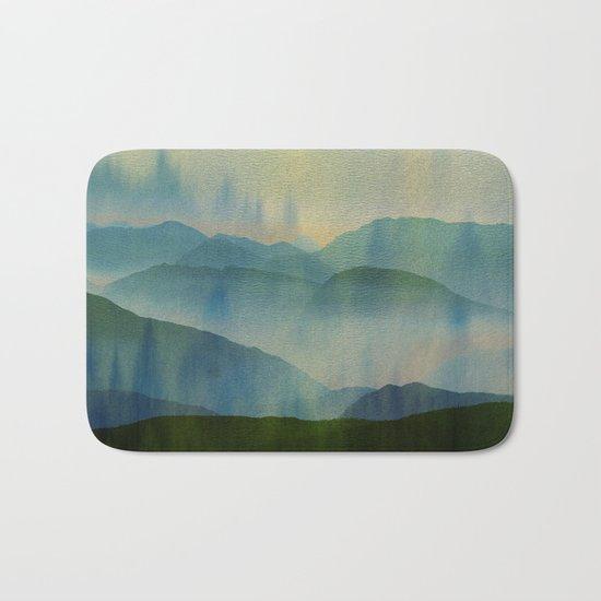 Pine Forest Bath Mat