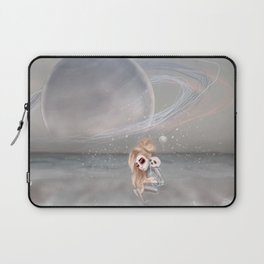 How did I get here, how can I go home. Laptop Sleeve