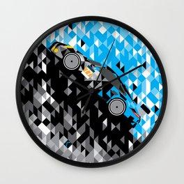 Dempsey Proton GTE Porsche Wall Clock
