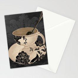 Vintage Cafe II Stationery Cards