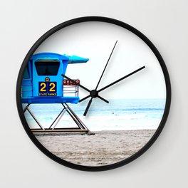 Lifeguard Wall Clock