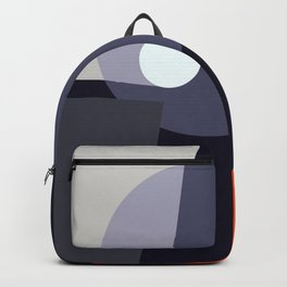Geometric Abstract Art #2 Backpack