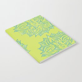 Tropical Sea Notebook