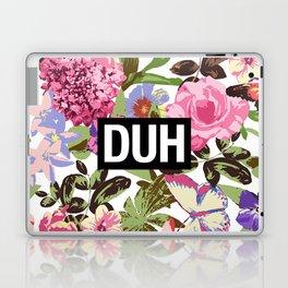 DUH Laptop & iPad Skin