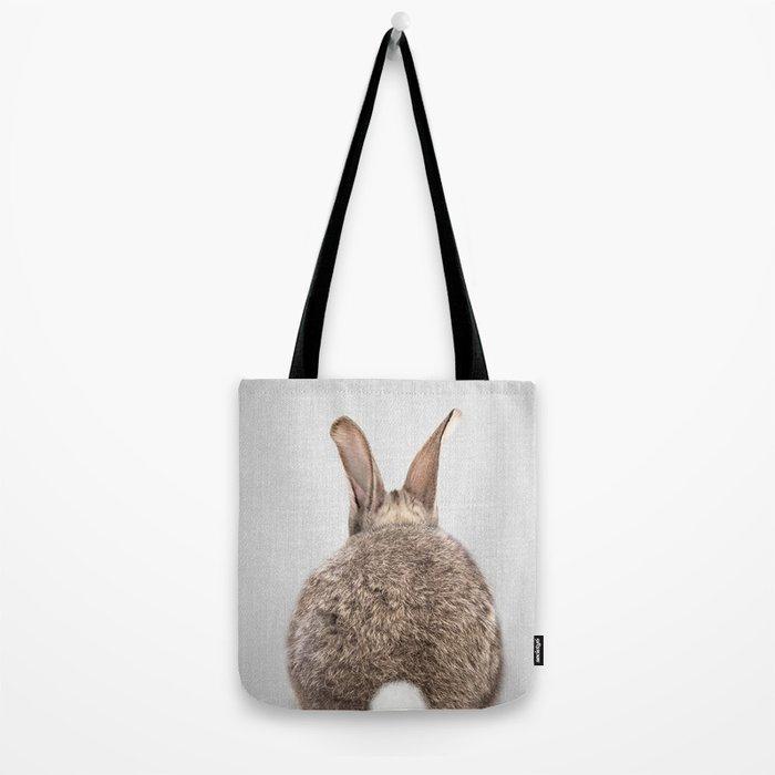 Rabbit Tail - Colorful Tote Bag