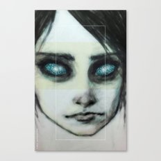Godhead (the Girl o4) Canvas Print