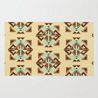 southwest Area & Throw Rugs featuring Southwest by S. Vaeth