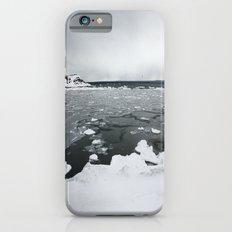 Ice on Lake Superior Slim Case iPhone 6s