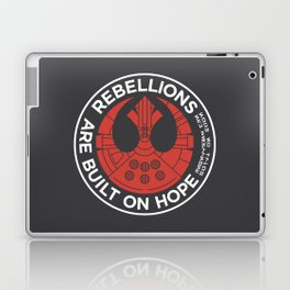 Rebellions are Built on Hope Laptop & iPad Skin
