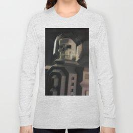 Necronaut low-polygon 3D artwork Long Sleeve T-shirt