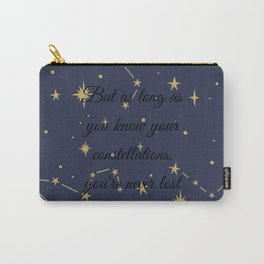 Second Chance Summer quote by Morgan Matson Carry-All Pouch