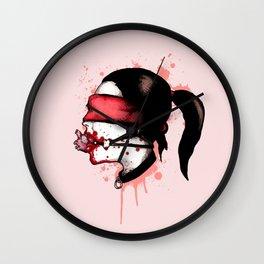 Cardio Masochist Wall Clock