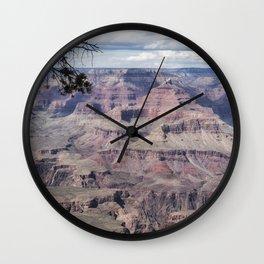Grand Canyon No. 5 Pano Wall Clock