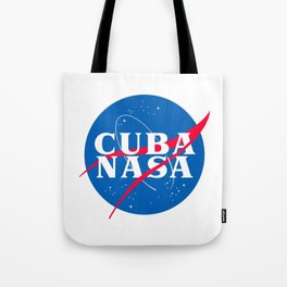 CUBANASA Tote Bag