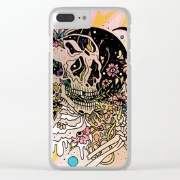 TEEMING Clear iPhone Case