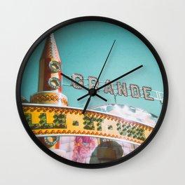 Grande Wall Clock