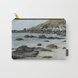 Honu // Sea Turtles on the Beach in Paia, Maui Carry-All Pouch
