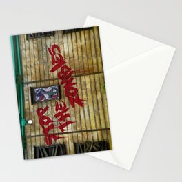 Stop the Zombies!!! Stationery Cards