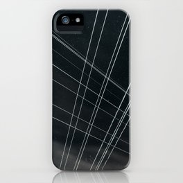 High Voltage Intersection iPhone Case