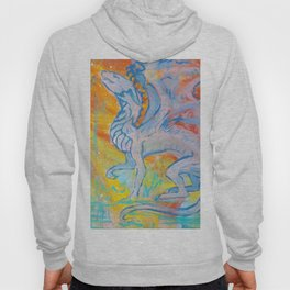Breathe in the Smell of the Rain Hoody