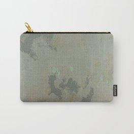 Golden Sea Foam Carry-All Pouch